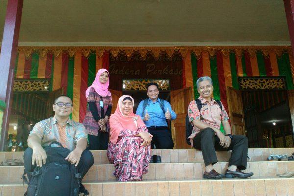 Visitasi Asesor BAN PT dalam Rangka Akreditasi Prodi Pendidikan Matematika